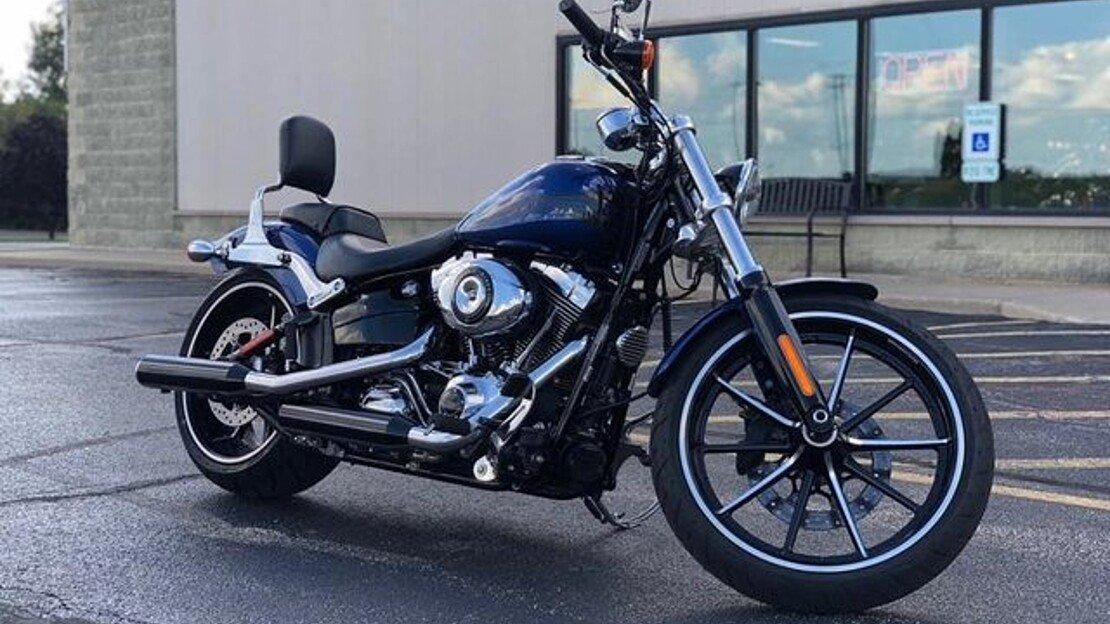 2015 Harley-Davidson Softail for sale 200623541