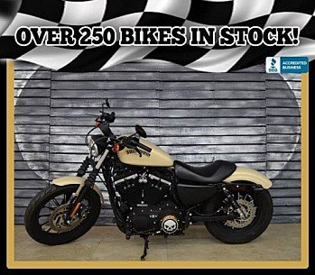 2015 Harley-Davidson Sportster for sale 200449569