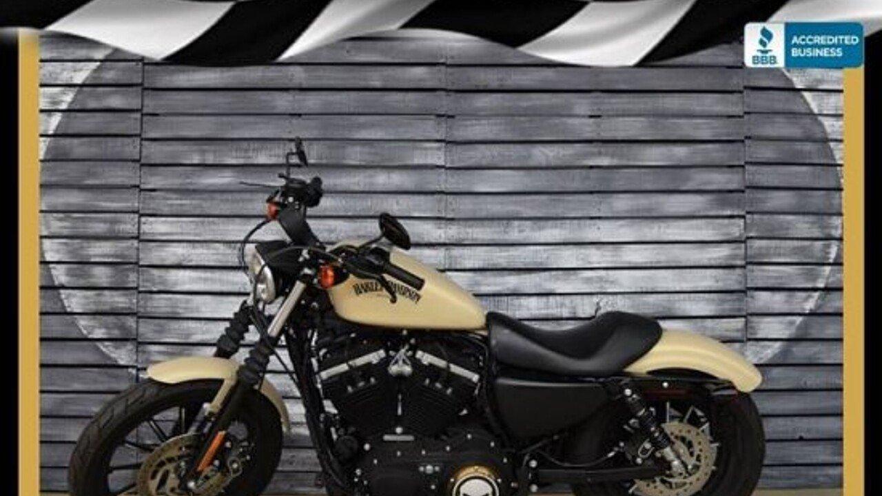2015 Harley-Davidson Sportster for sale 200449569