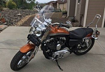 2015 Harley-Davidson Sportster for sale 200493512