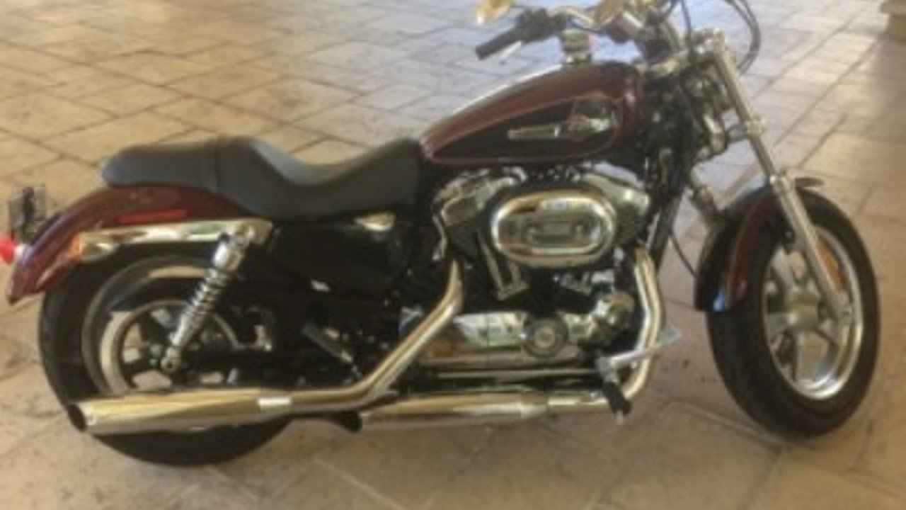 2015 Harley-Davidson Sportster Custom for sale 200497313