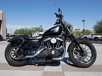 2015 Harley-Davidson Sportster for sale 200503684
