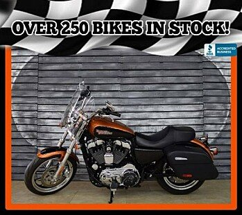 2015 Harley-Davidson Sportster for sale 200508582