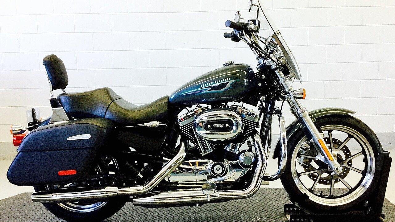 2015 Harley-Davidson Sportster for sale 200558911