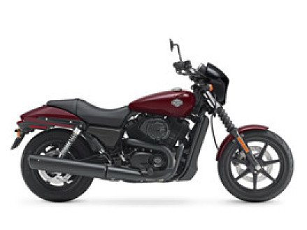 2015 Harley-Davidson Street 500 for sale 200549376