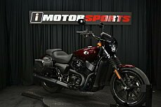 2015 Harley-Davidson Street 750 for sale 200597189