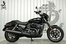 2015 Harley-Davidson Street 750 for sale 200626974