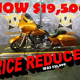 2015 Harley-Davidson Touring for sale 200337097