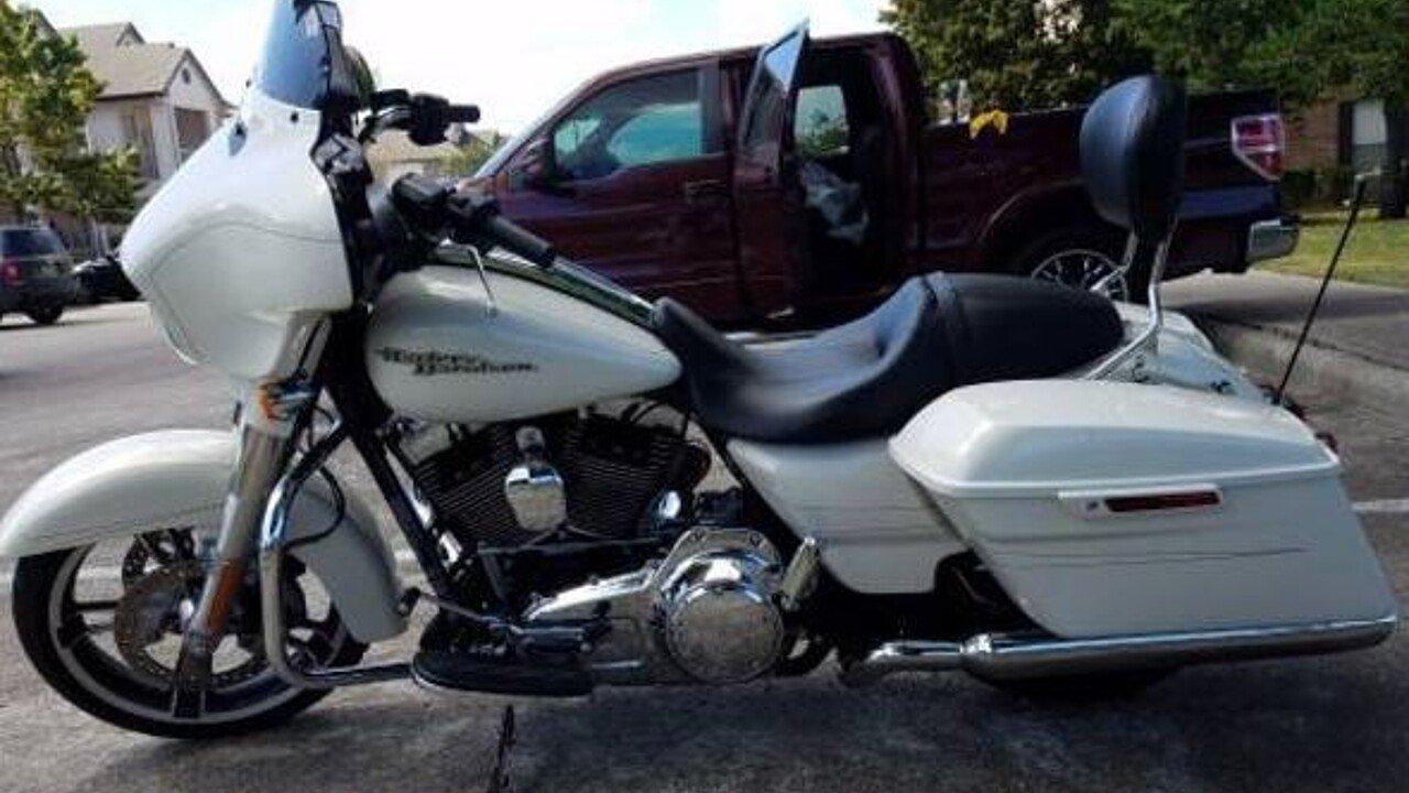 2015 Harley-Davidson Touring for sale 200403328
