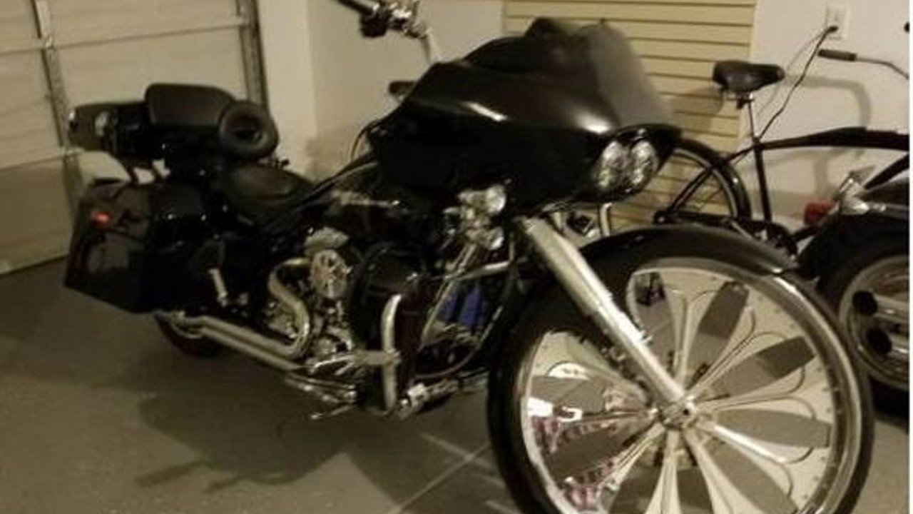 2015 Harley-Davidson Touring for sale 200416760