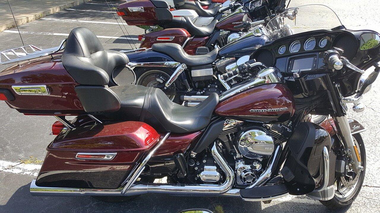 2015 Harley-Davidson Touring for sale 200440233