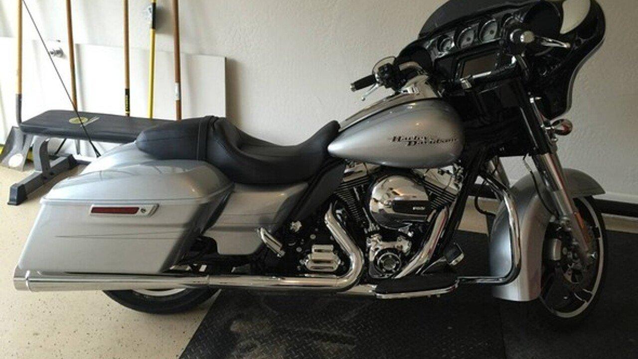 2015 Harley-Davidson Touring for sale 200461189