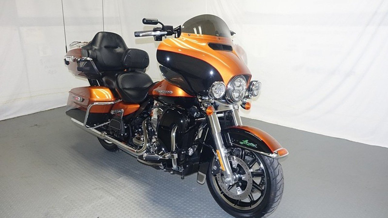 2015 Harley-Davidson Touring for sale 200463356