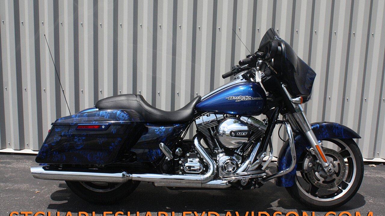 2015 Harley-Davidson Touring for sale 200475411