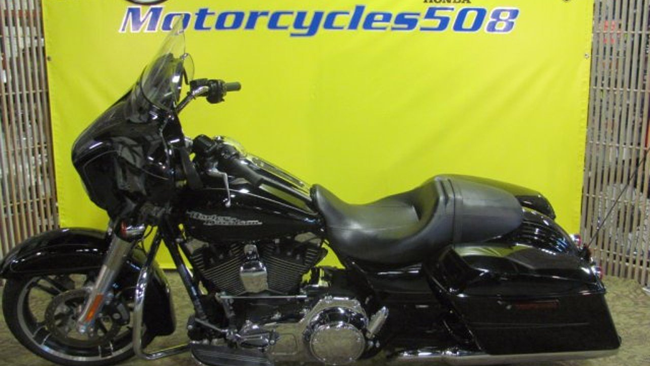 2015 Harley-Davidson Touring for sale 200485379