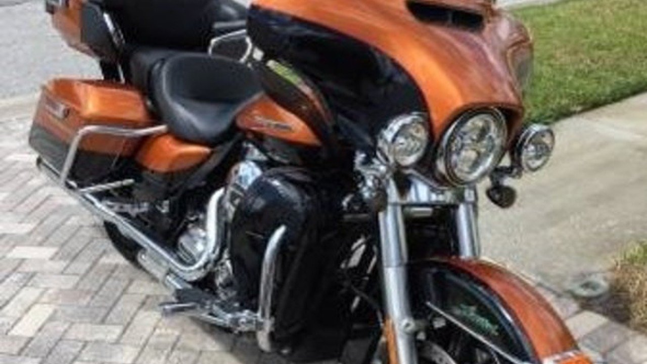 2015 Harley-Davidson Touring for sale 200497172