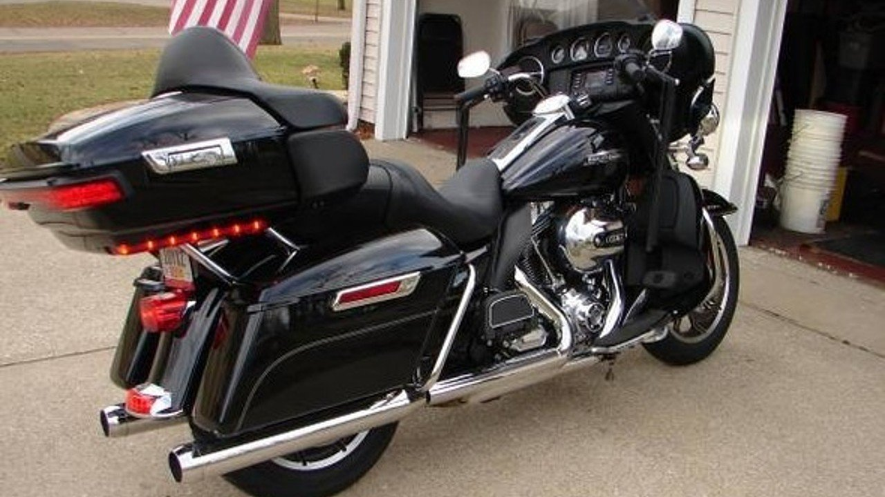 2015 Harley-Davidson Touring for sale 200558690
