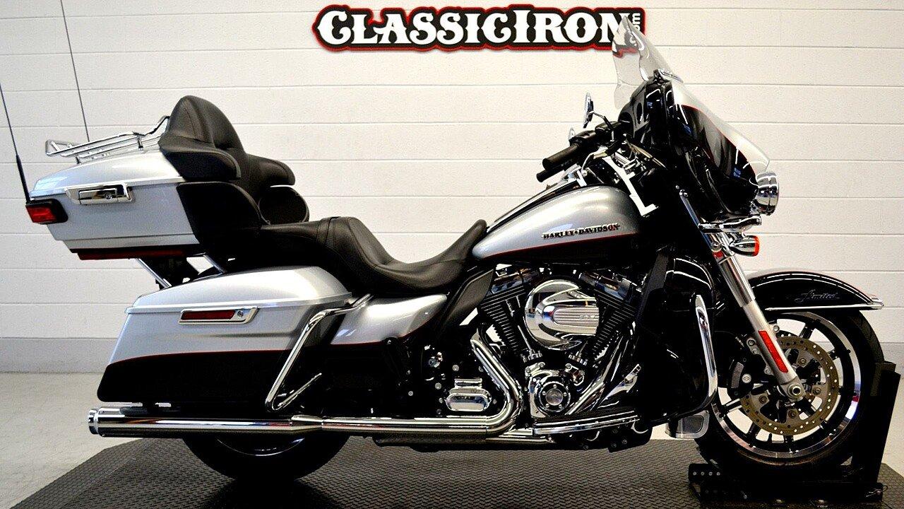 2015 Harley-Davidson Touring for sale 200558935