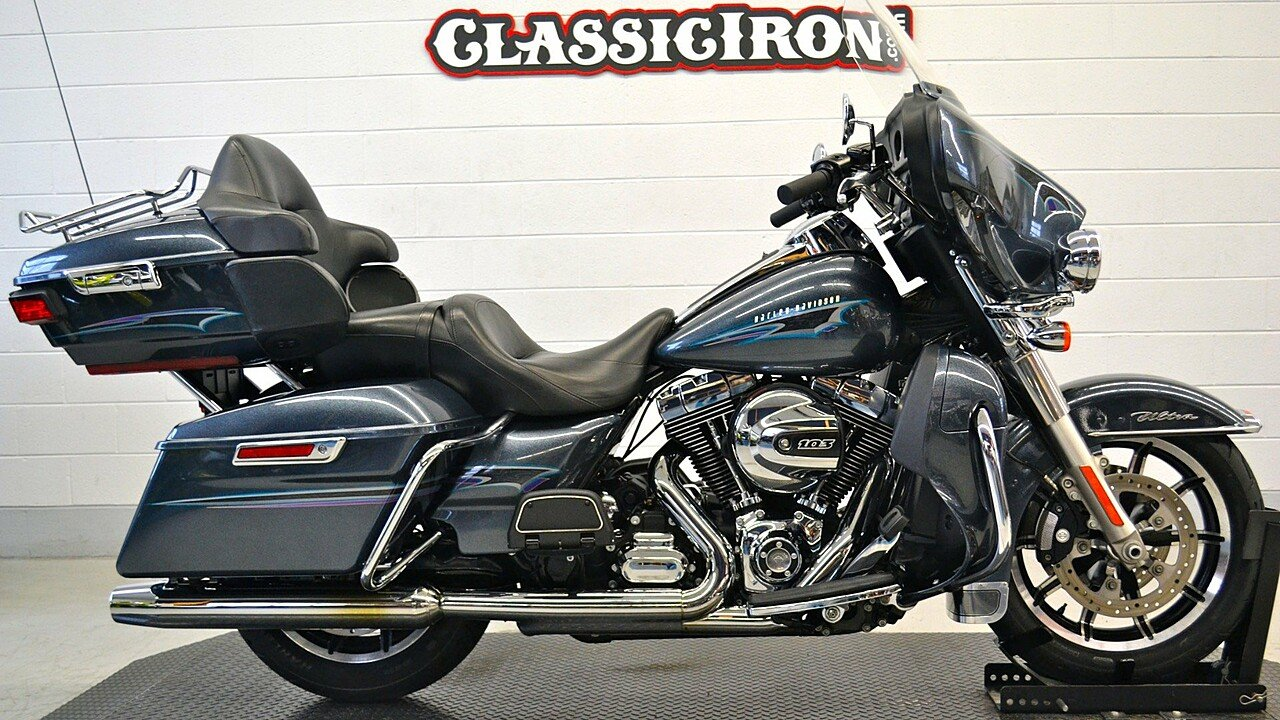 2015 Harley-Davidson Touring for sale 200559058