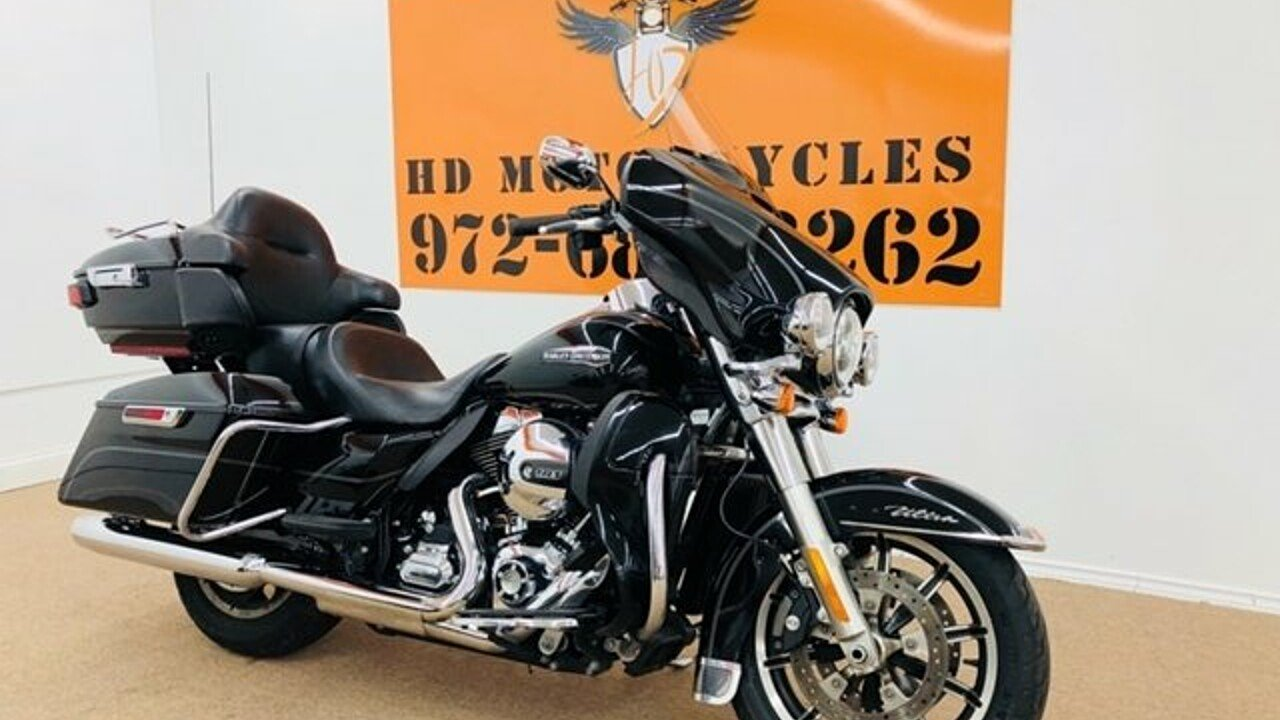 2015 Harley-Davidson Touring for sale 200569389
