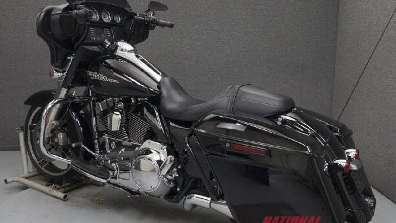 2015 Harley-Davidson Touring for sale 200579428