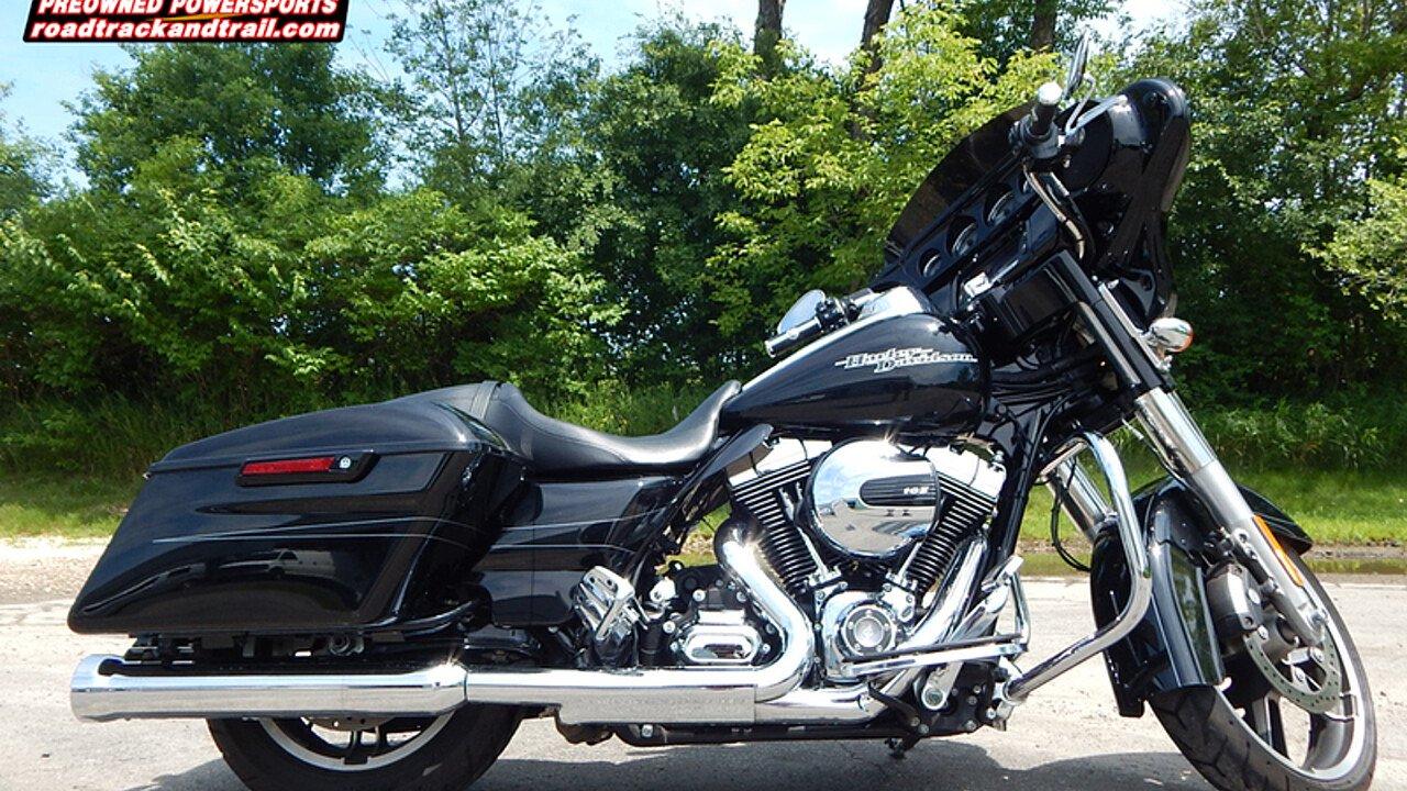 2015 Harley-Davidson Touring for sale 200594852