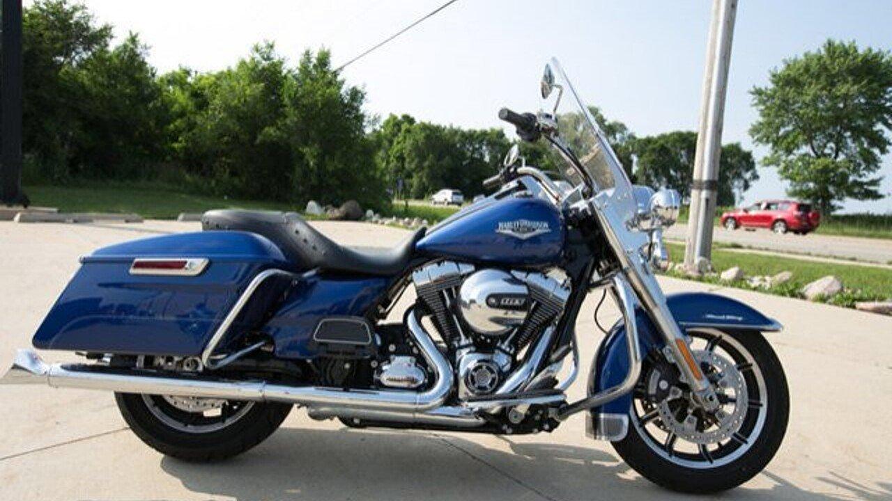 2015 Harley-Davidson Touring for sale 200598001