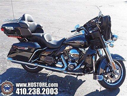 2015 Harley-Davidson Touring for sale 200550433