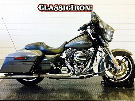 2015 Harley-Davidson Touring for sale 200558793