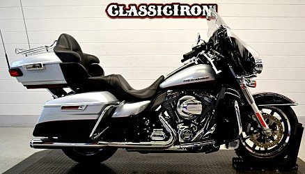 2015 Harley-Davidson Touring for sale 200558935