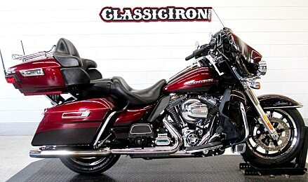 2015 Harley-Davidson Touring for sale 200634927