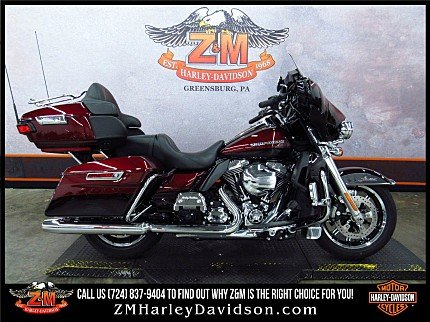 2015 Harley-Davidson Touring for sale 200642722
