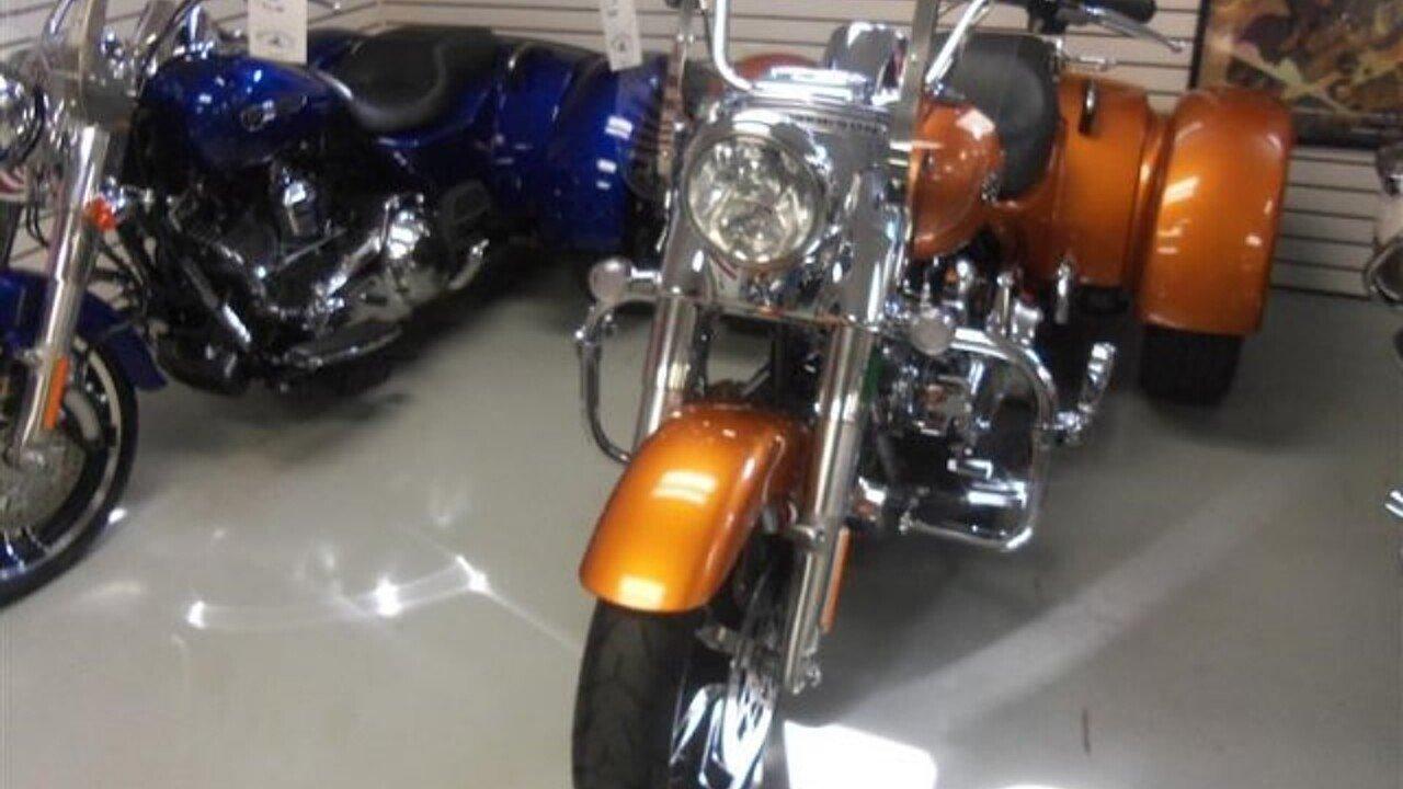 2015 Harley-Davidson Trike for sale 200618436