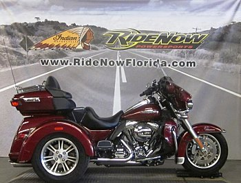 2015 Harley-Davidson Trike for sale 200621250