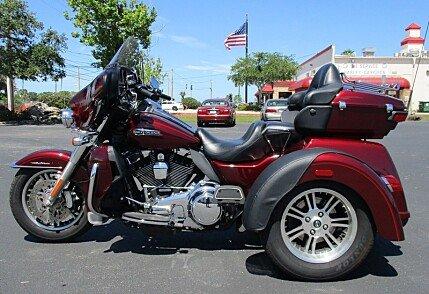 2015 Harley-Davidson Trike for sale 200607327