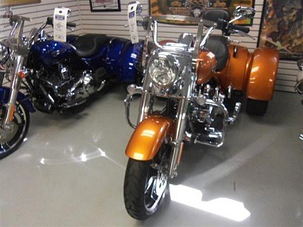 2015 Harley-Davidson Trike for sale 200618436