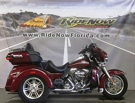2015 Harley-Davidson Trike for sale 200621250