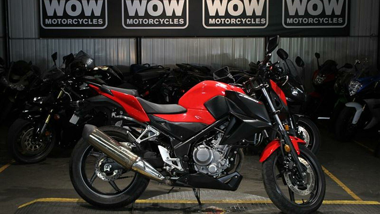 2015 Honda CB300F for sale 200547289