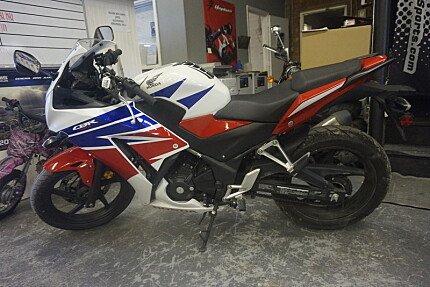2015 Honda CBR300R for sale 200527895