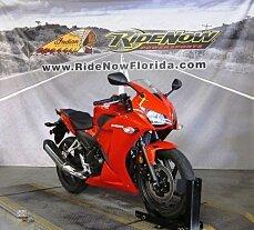 2015 Honda CBR300R for sale 200580015