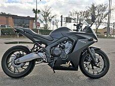 2015 Honda CBR650F for sale 200411476