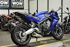 2015 Honda CBR650F for sale 200480554