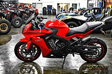2015 Honda CBR650F for sale 200601590