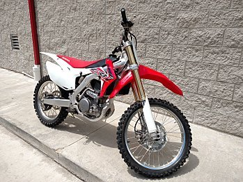 2015 Honda CRF250R for sale 200469566