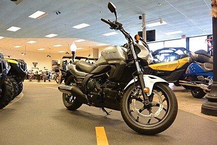 2015 Honda CTX700N for sale 200504700