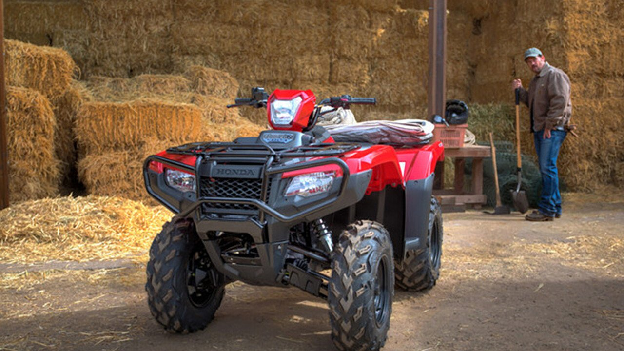 2015 Honda FourTrax Foreman Rubicon for sale 200522207