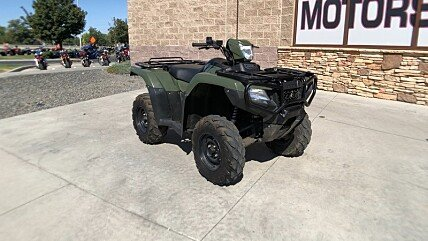 2015 Honda FourTrax Foreman Rubicon for sale 200584297