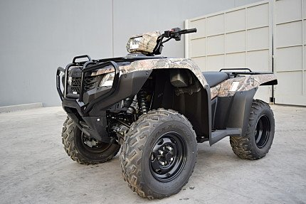 2015 Honda FourTrax Foreman for sale 200514038