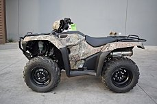2015 Honda FourTrax Foreman for sale 200514047