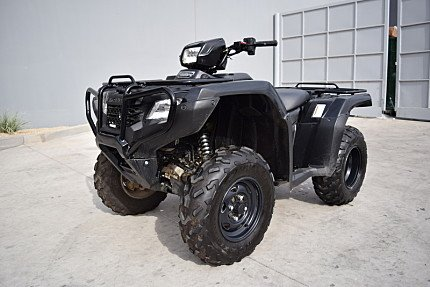 2015 Honda FourTrax Foreman for sale 200514782